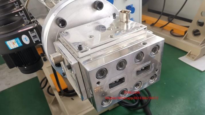 Machine  Profilés PP PE ABS