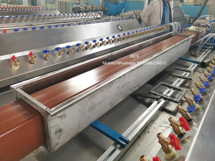 WPC Pillar Making Machine