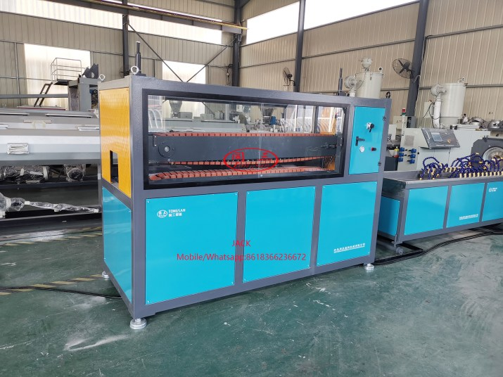 HDPE Carbon Sprial Pipe Machine