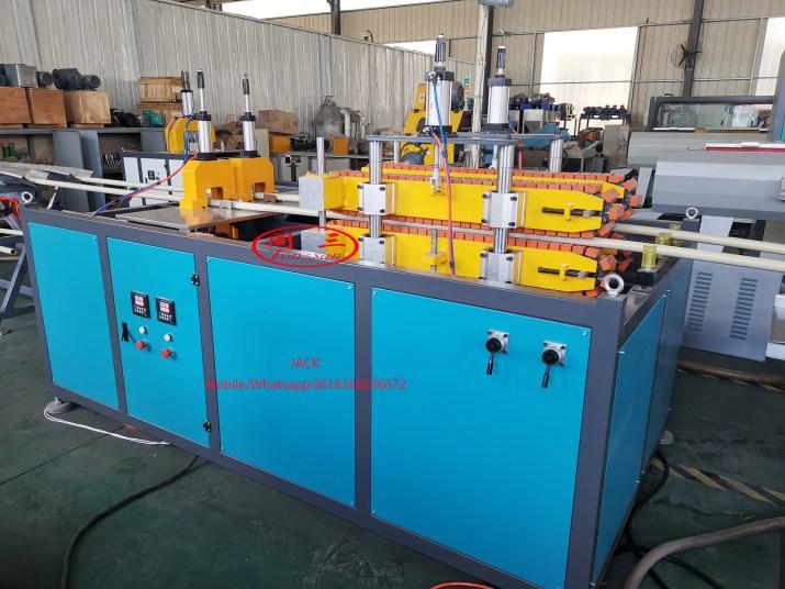 Machine Tuyau tube électrique pvc