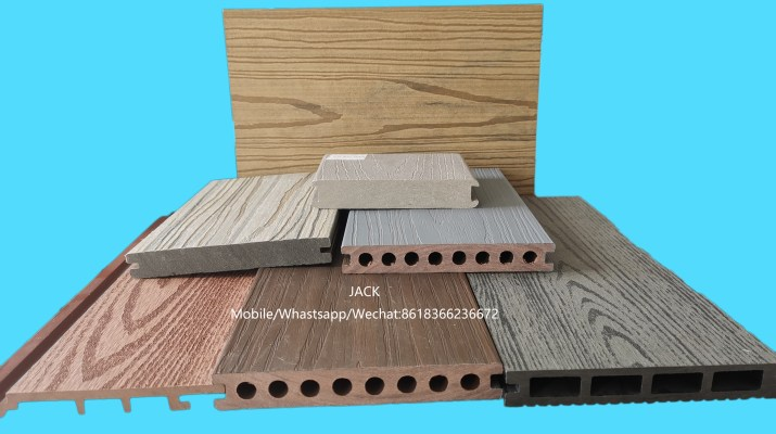 Wood Plastic Composite WPC Products