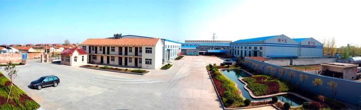 Qingdao Tongsan Plastic machinery