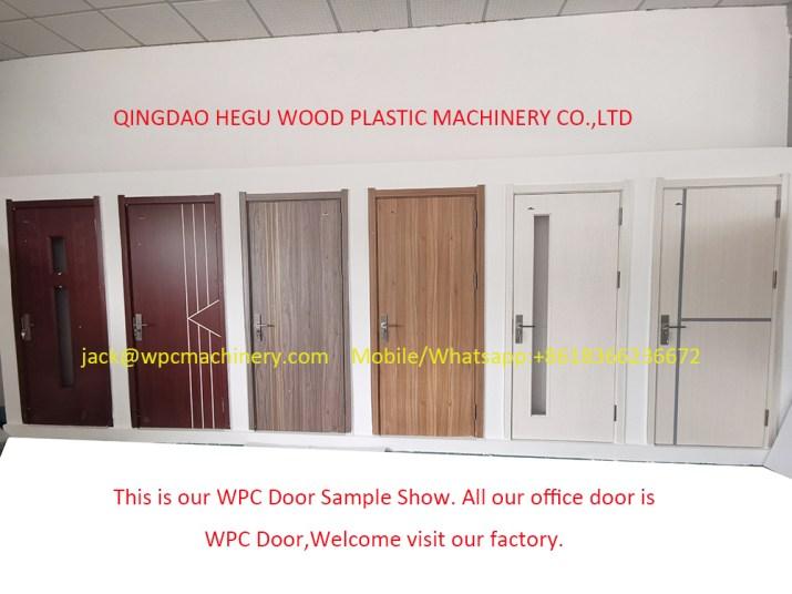 WPC Lamination Door