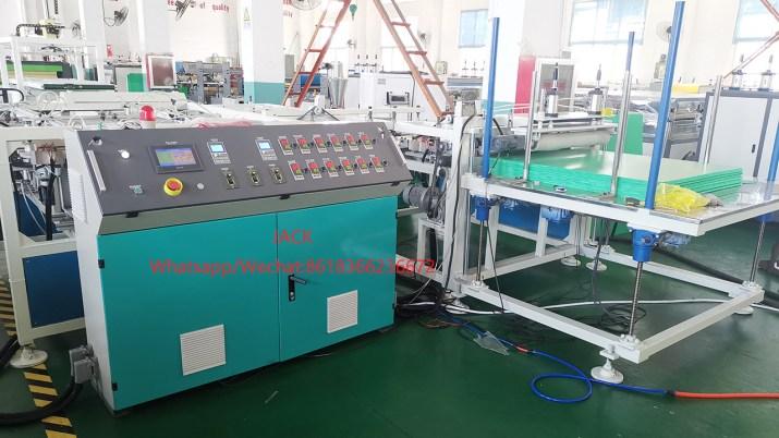 PP Coroplast Sheet Edge Sealing Machine