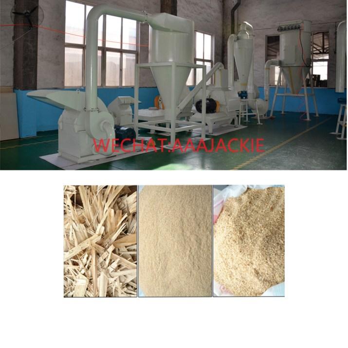 Máy nghiền bột gỗ