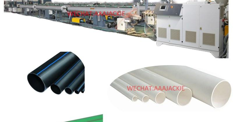 Plastic Pipe Extruison Machine