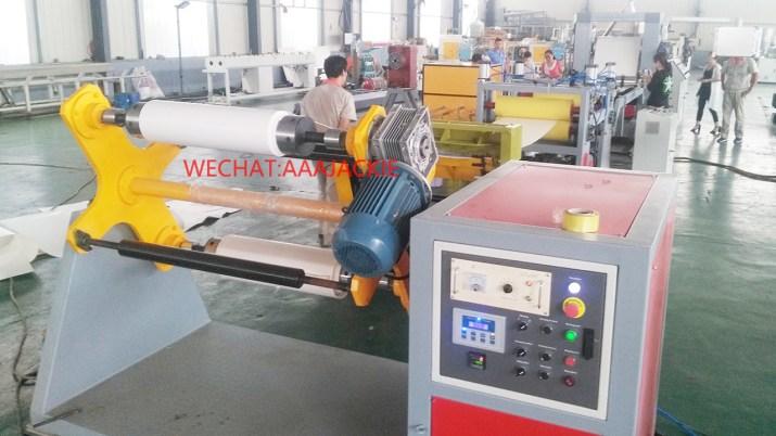Dây chuyền sản xuất tấm nhựa PVC / nẹp nhựa PVC