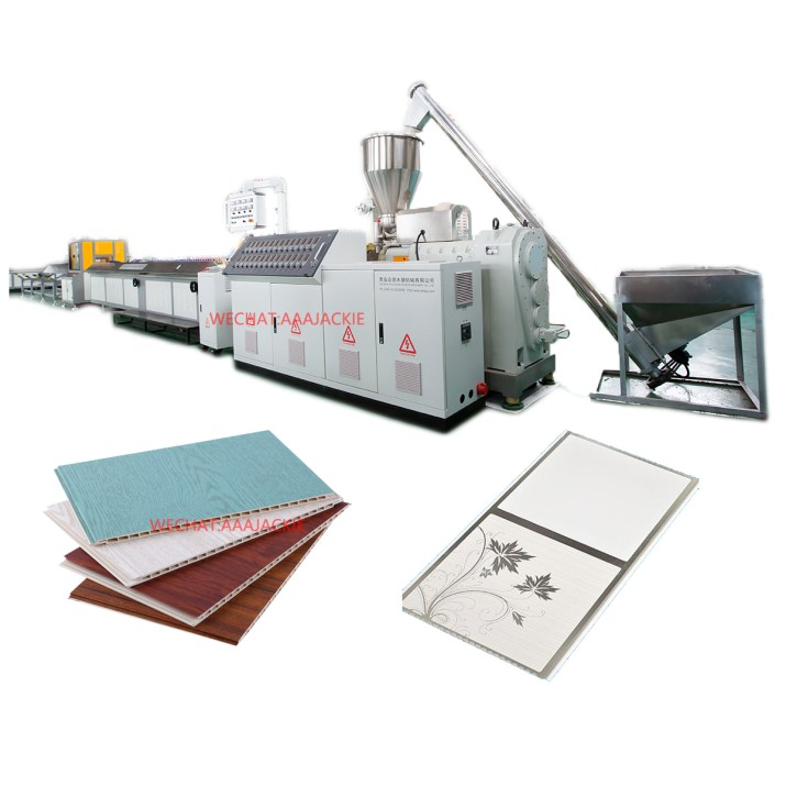 PVC Wall Panel and Ceiling Panel Extrusion Machine