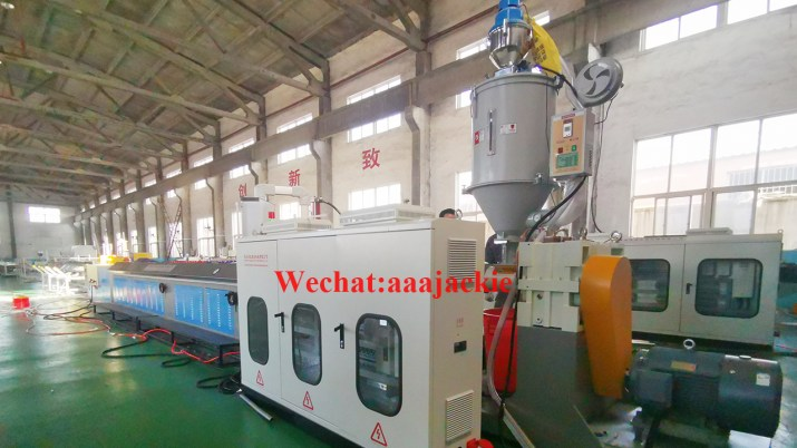 Plastic ABS Profile Production Machine