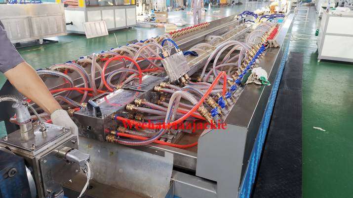 ABS profile production line