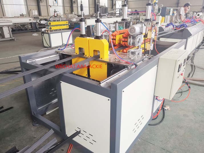 Plastic PP PE Profile Machine