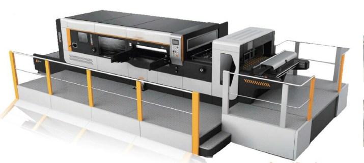 Plastic Corrugated Box Manufacturing Machine