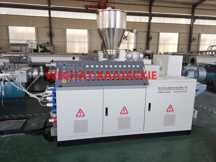 เครื่องผลิตท่อ PVC