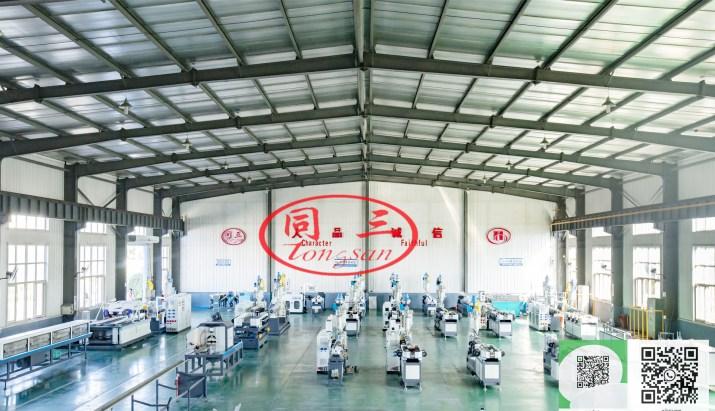 single wall corrugated pipe machine manufacturer