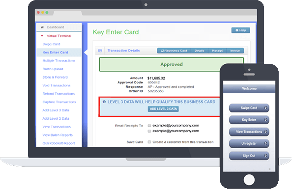 B2B payment gateway software