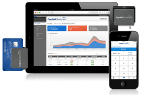 mobile payment processing capital bankcard