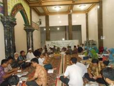 Buka bersama Bank BNI Syariah Dharmawangsa