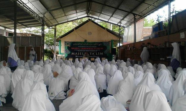 Majlis Ta'lim Terakhir Semester Ganjil 2017-2018