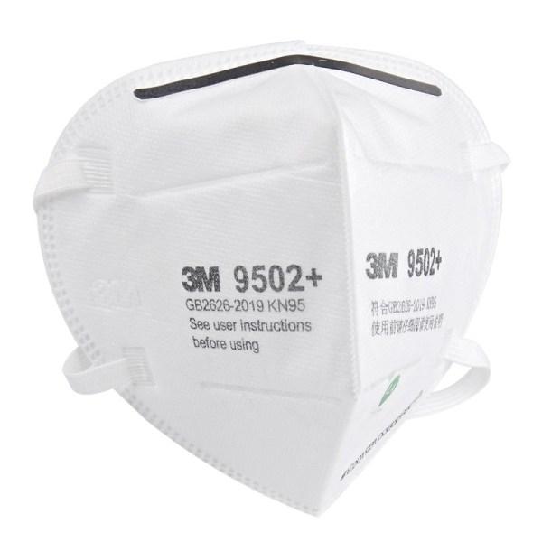 3M KN95 Respirator Masks 9502+