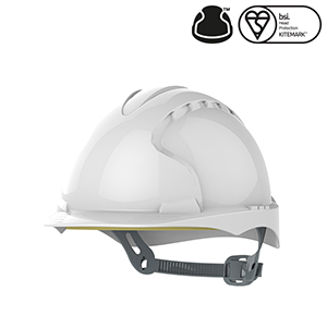 JSP EVO2 Safety Helmet with Slip Ratchet