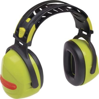 Ear Protection INTERLAGOS Ear Defenders - Yellow