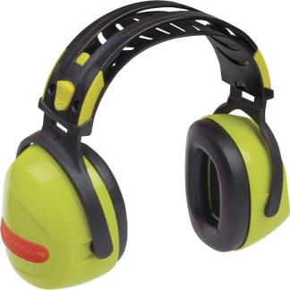 Ear Protection INTERLAGOS Ear Defenders - Yellow