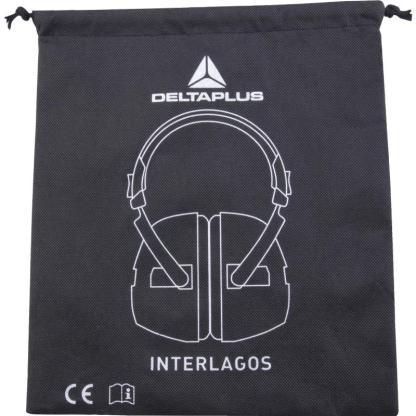 INTERLAGOS Ear Protection Ear Defenders - Carrier satchel