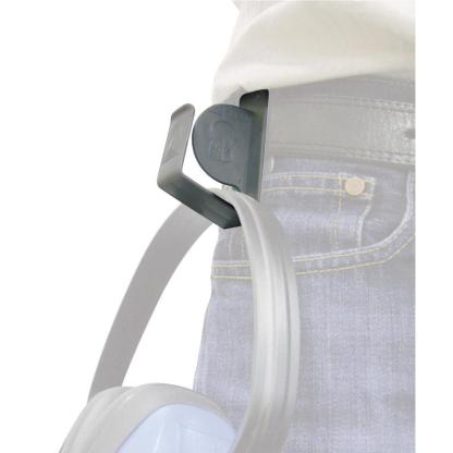 INTERLAGOS Ear Protection Ear Defenders - Belt carrier harness