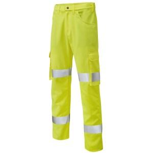 Class 1 Lightweight Cargo Trouser Yellow