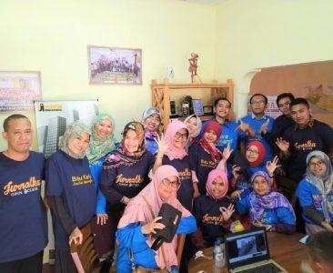 PPJ PAUD Indonesia Kunjungi Kantor RJI Pusat
