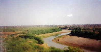 View of Purna river