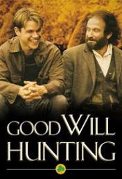 Good Will Hunting film poster-Image Courtsey Miramax