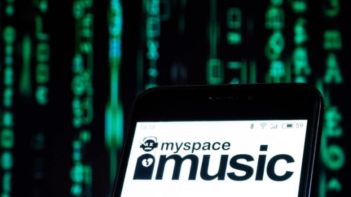 MySpace músicas vídeos apagadas redes