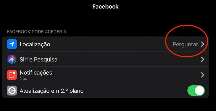 Apple privacidade iOS 13 localização