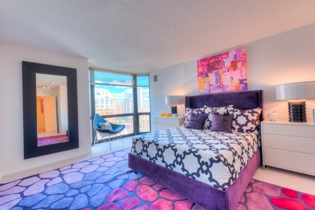 Chicago Apartments, Design Tips, Bedroom