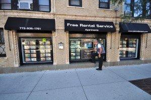 Touch Screen Window Panels @ 3441 N. Broadway