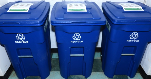 Chicago Apartments, Recycling Tips