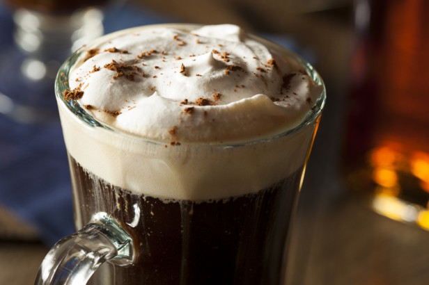 Chicago Apartments, Cold Weather Cocktails, Irish Coffee