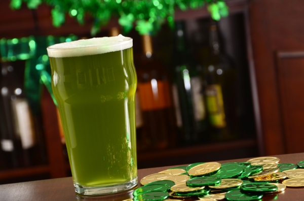 Chicago Apartments, St. Patrick's Day, Irish Beer