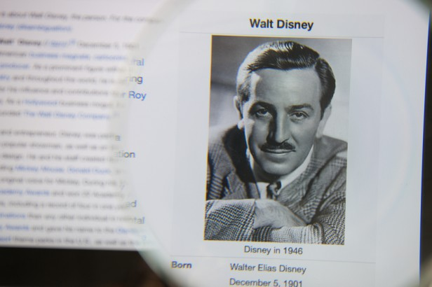 Chicago Apartments, Celebrities, Walt Disney