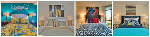 Chicago Apartments, Downtown Neighborhoods, Bedrooms