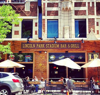 Chicago Apartments, Lincoln Park Stadium Bar & Grill