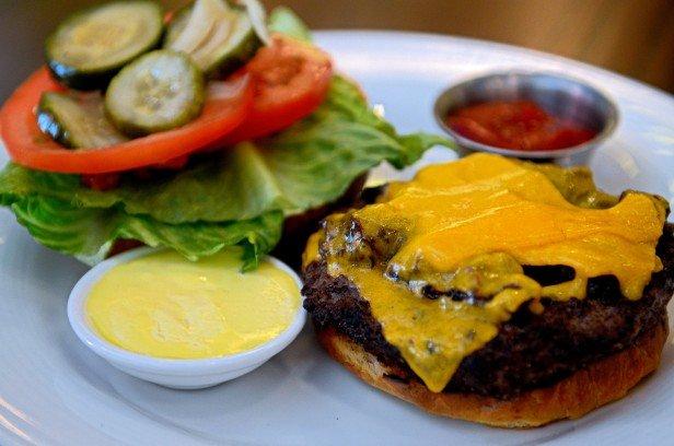 Chicago Apartments, Labriola Cafe and Ristorante, Slagel Farms Burger