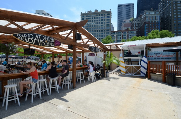 Chicago Apartments, Oak Street Beach Food and Drink