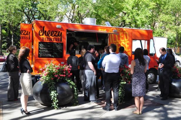Chicago Apartments, Food Trucks, Doughnut Vault