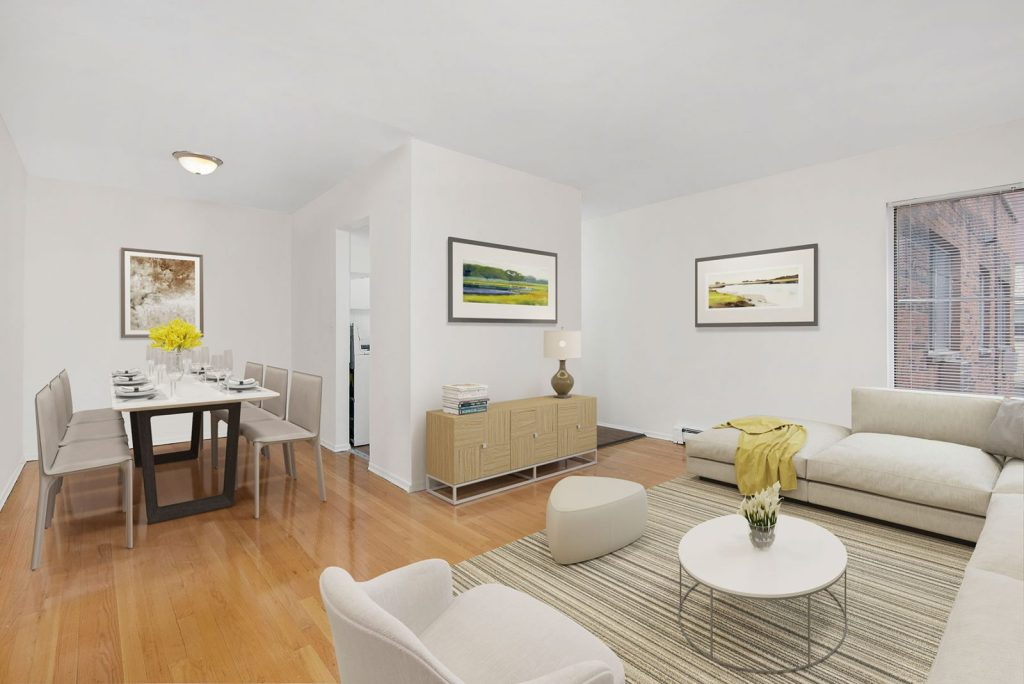 Chicago Apartments, Lakeview, 450 W Melrose One Bedroom