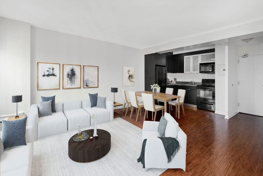 Chicago Apartments, Lakeview, One Bedroom