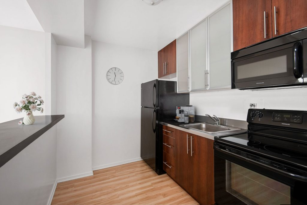 Chicago Apartments, Lakeview, 3130 N Lake Shore Kitchen