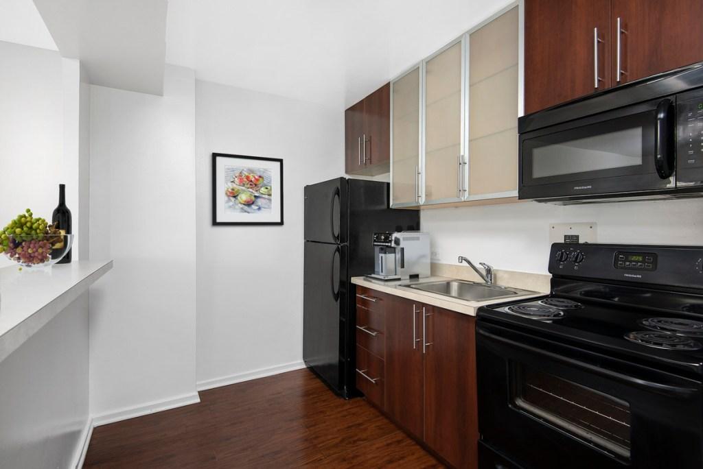 3130 N Lake Shore Drive Chicago Apartment Interior Kitchen 1