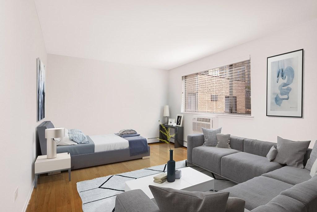 Chicago Apartments, Lincoln Park, 2630 N Hampden Studio